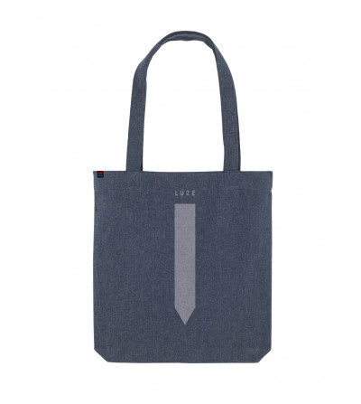 Tote Bag Midnight Blue Luze