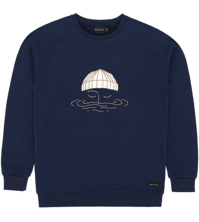 Sudadera Navy Sailor BASK