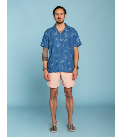 Camisa Coquillage OLOW