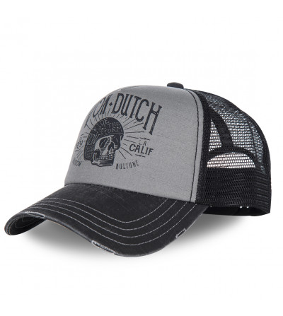 Gorra Trucker Crew1 Von Dutch