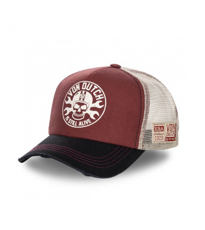 Gorra Trucker RagBor Von Dutch
