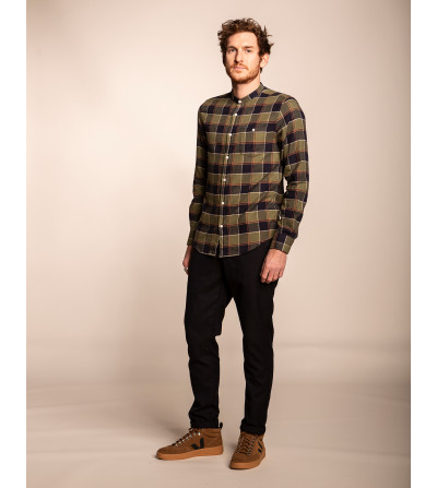 Camisa Grassy Olow